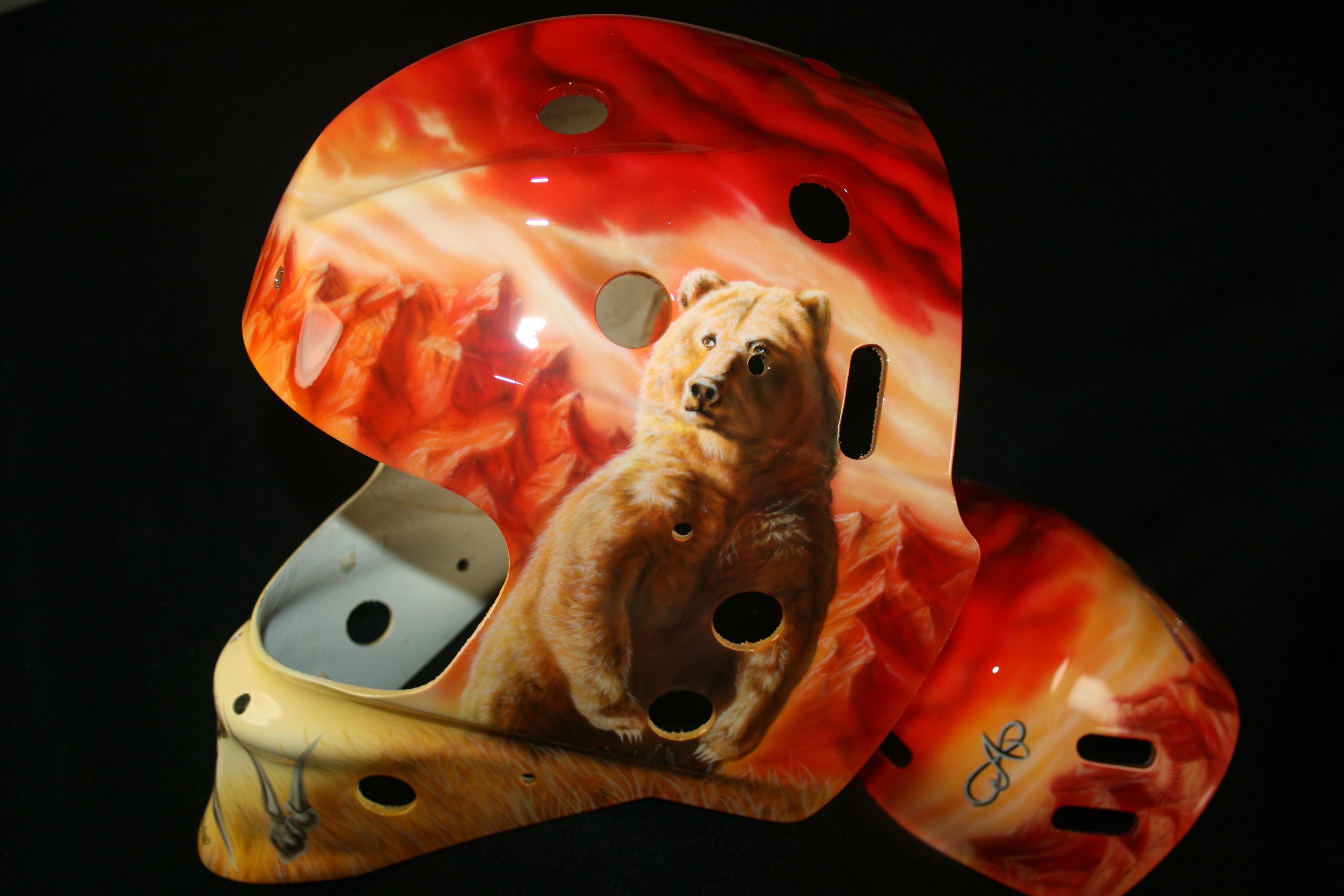 Leland Irving Calgary Flames 02