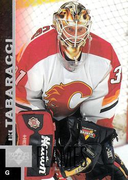 Rick Tabaracci Calgary Flames 1