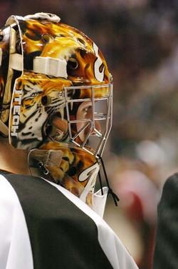 Matt Keetley Calgary Flames 4