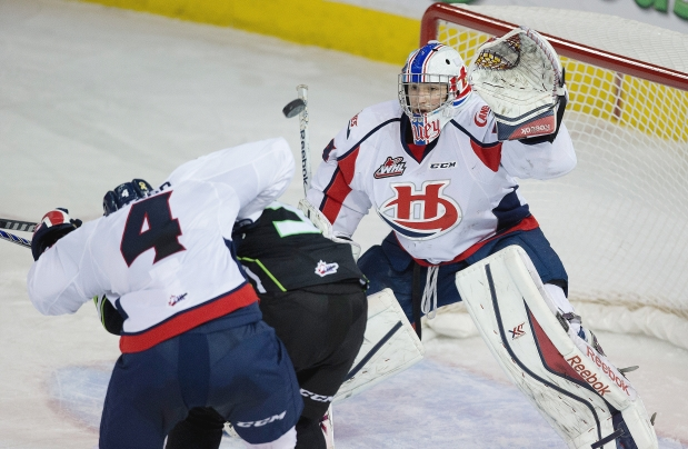 Stuey Lethbridge Hurricanes 3