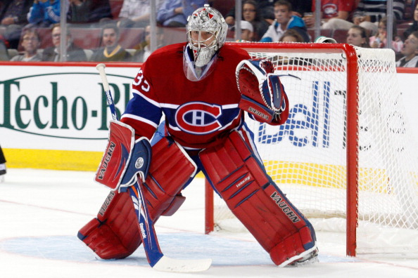 Nathan Lawson Montreal Canadiens 4 NOT PAID