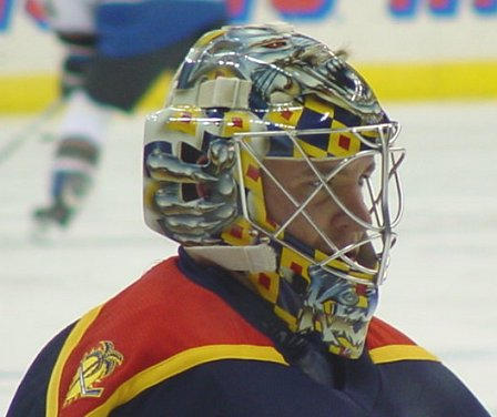 Trevor Kidd Florida Panthers