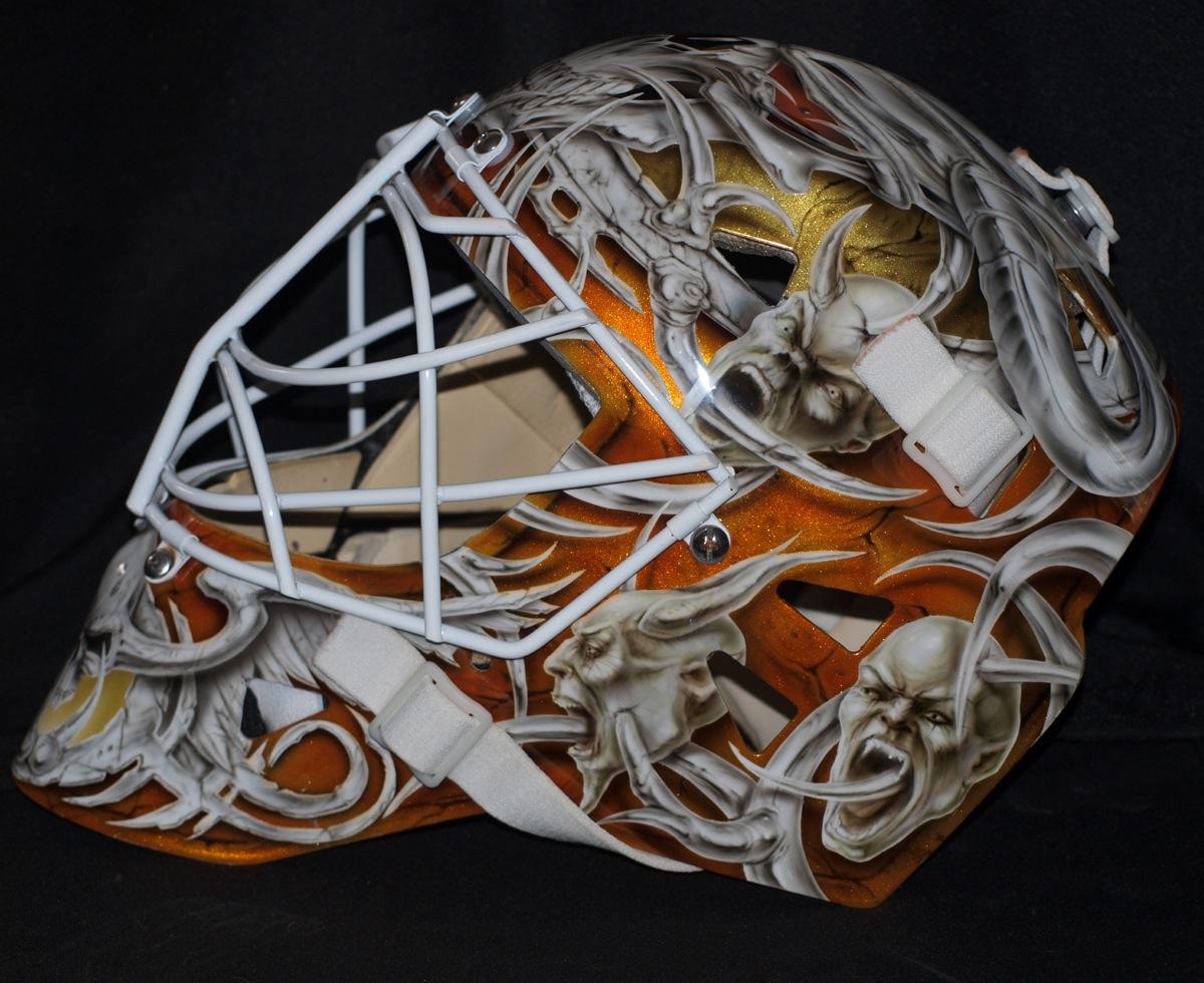 Curtis McElhinney    Anaheim Ducks