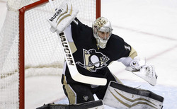 Thomas Greiss Pittsburgh Penguins 9