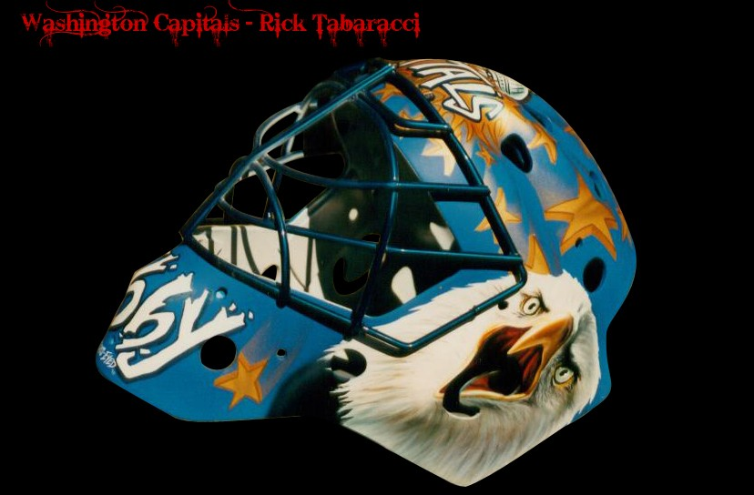 Rick Tabaracci   Washington Capitals