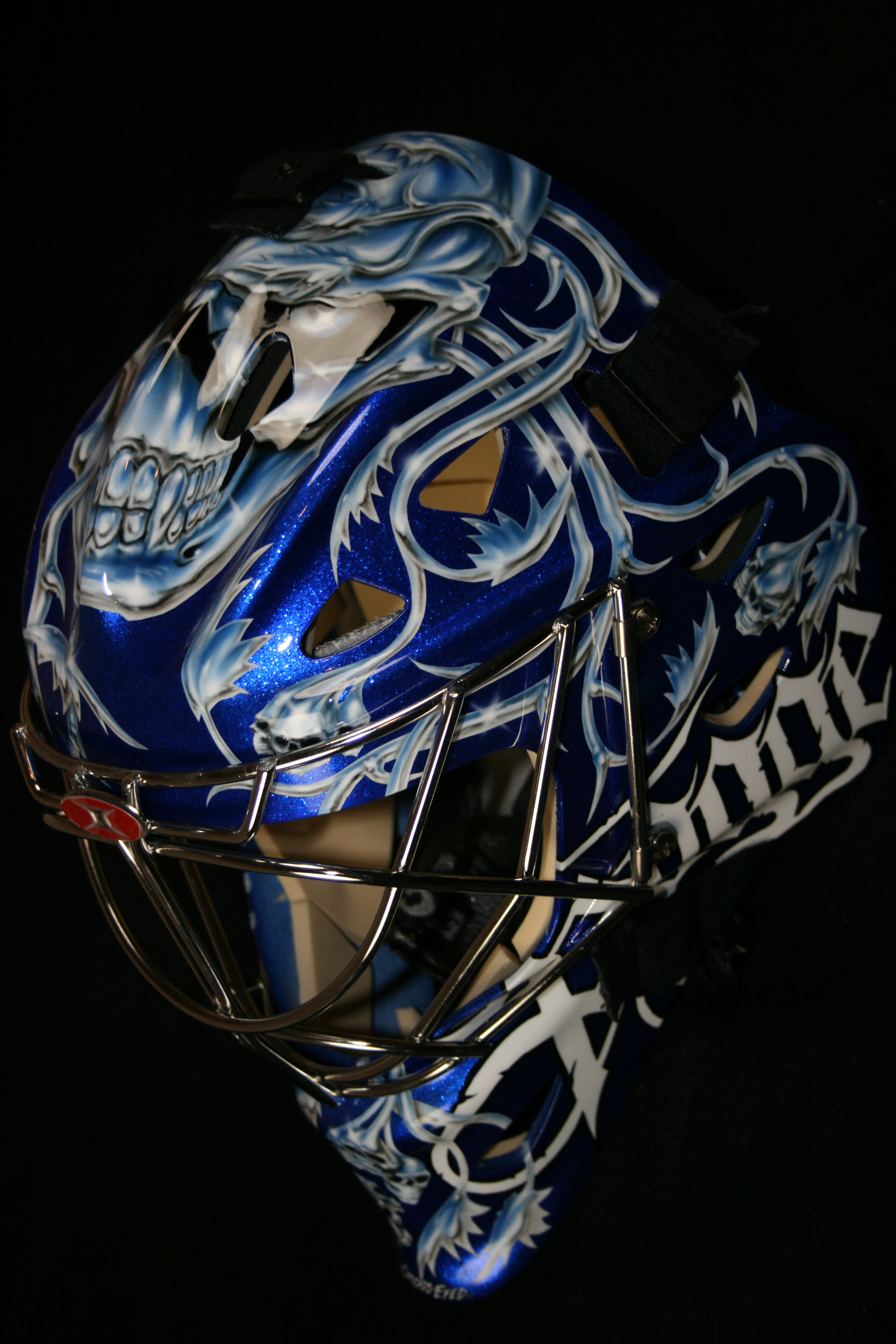 Justin Pogge Toroto Maple Leafs 3