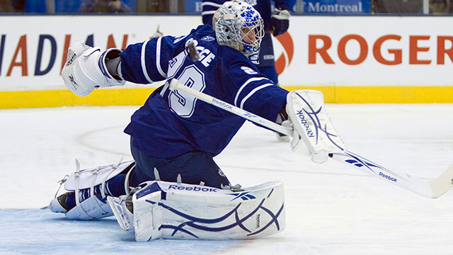 Justin Pogge Toronto Maple Leafs 5 (2)