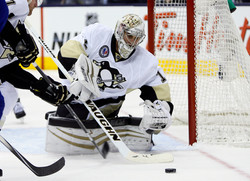 Thomas Greiss Pittsburgh Penguins 8