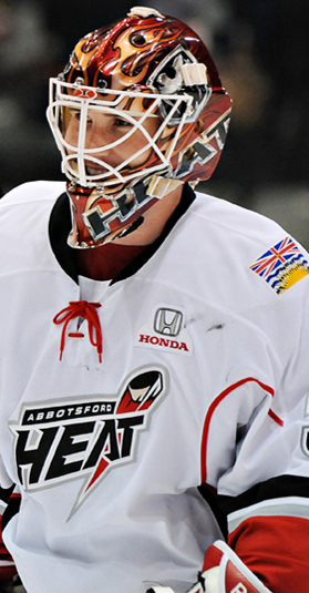 Leland Irving Abbotsford Heat 4