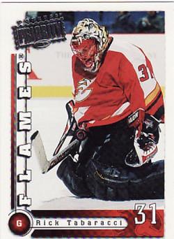 Rick Tabaracci Calgary Flames 2