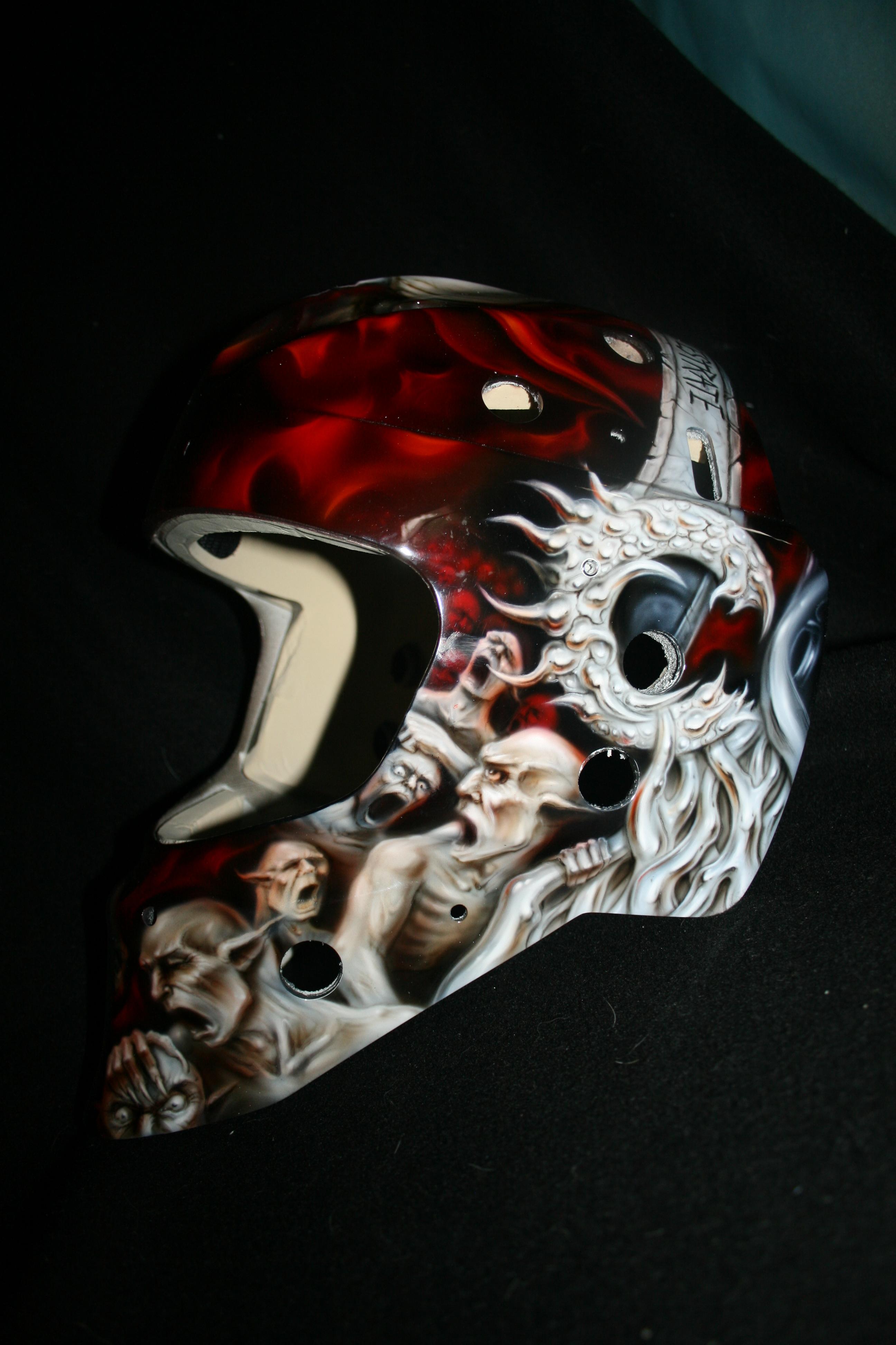 Curtis McElhinney Calgary Flames 02