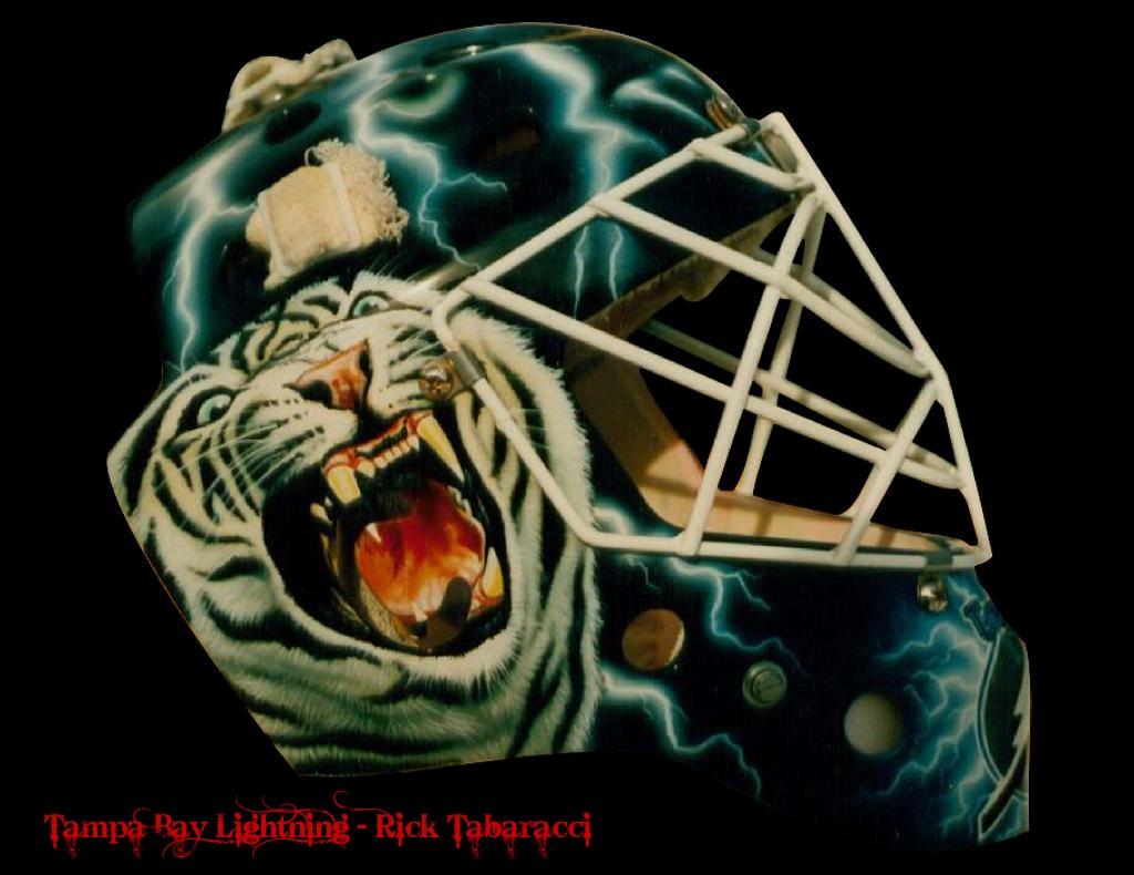 Rick  Tabaracci  Tampa Bay Lightning
