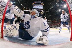 Justin Pogge Toronto Maple Leafs (2)