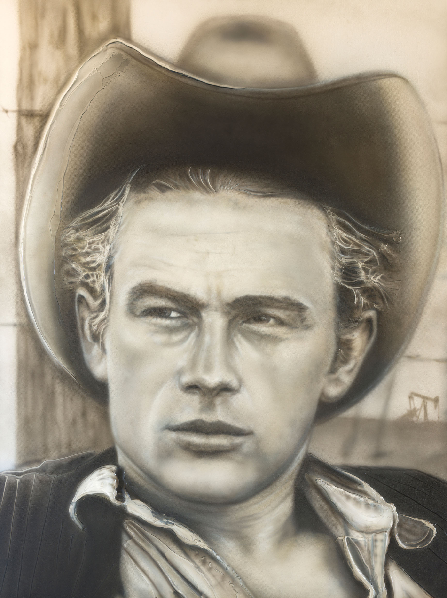 CLASSIC COWBOY SERIES-JAMES DEAN