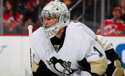 Thomas Greiss Pittsburgh Penguins 93