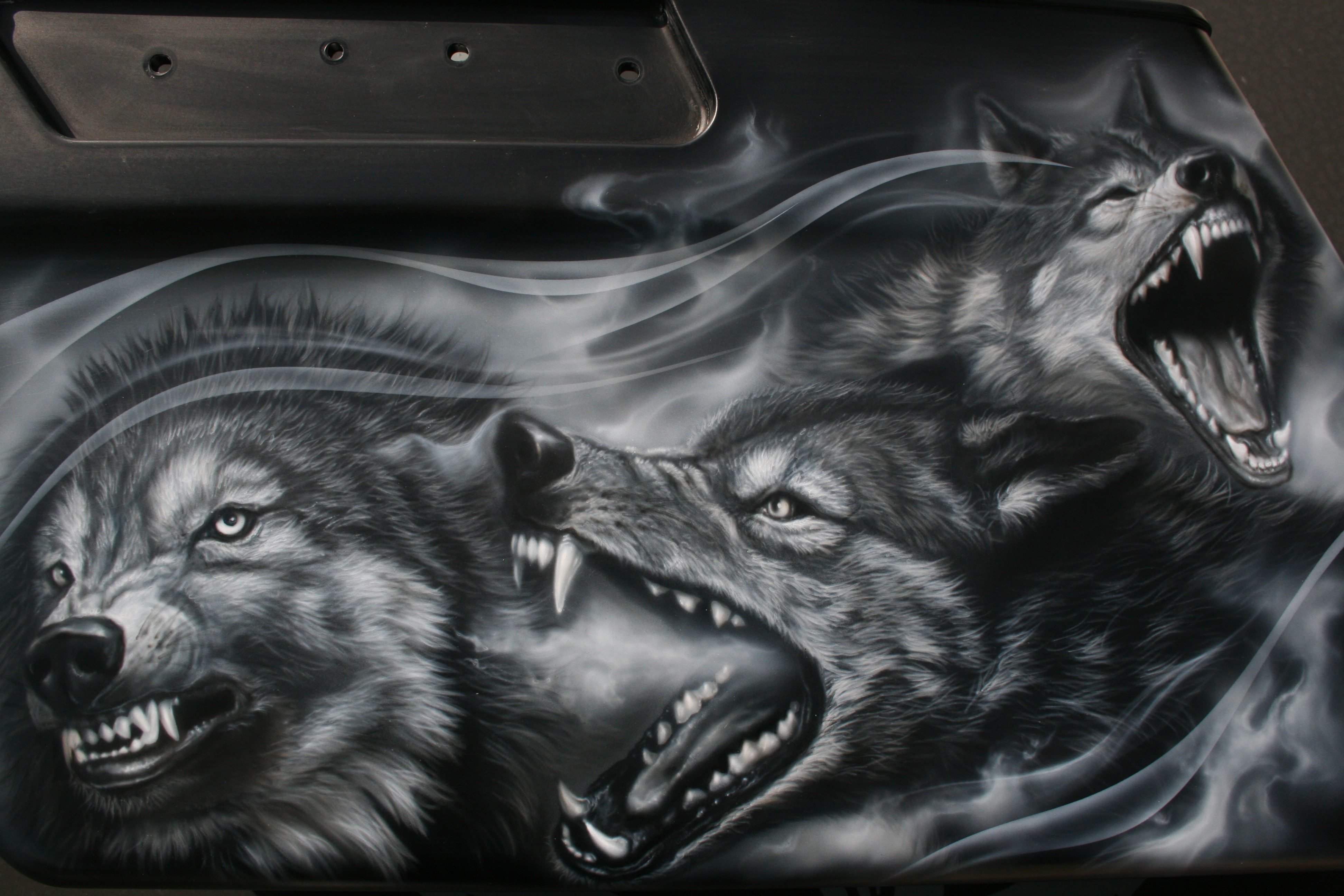 SMOKIN WOLVES 2