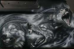 SMOKIN WOLVES 2