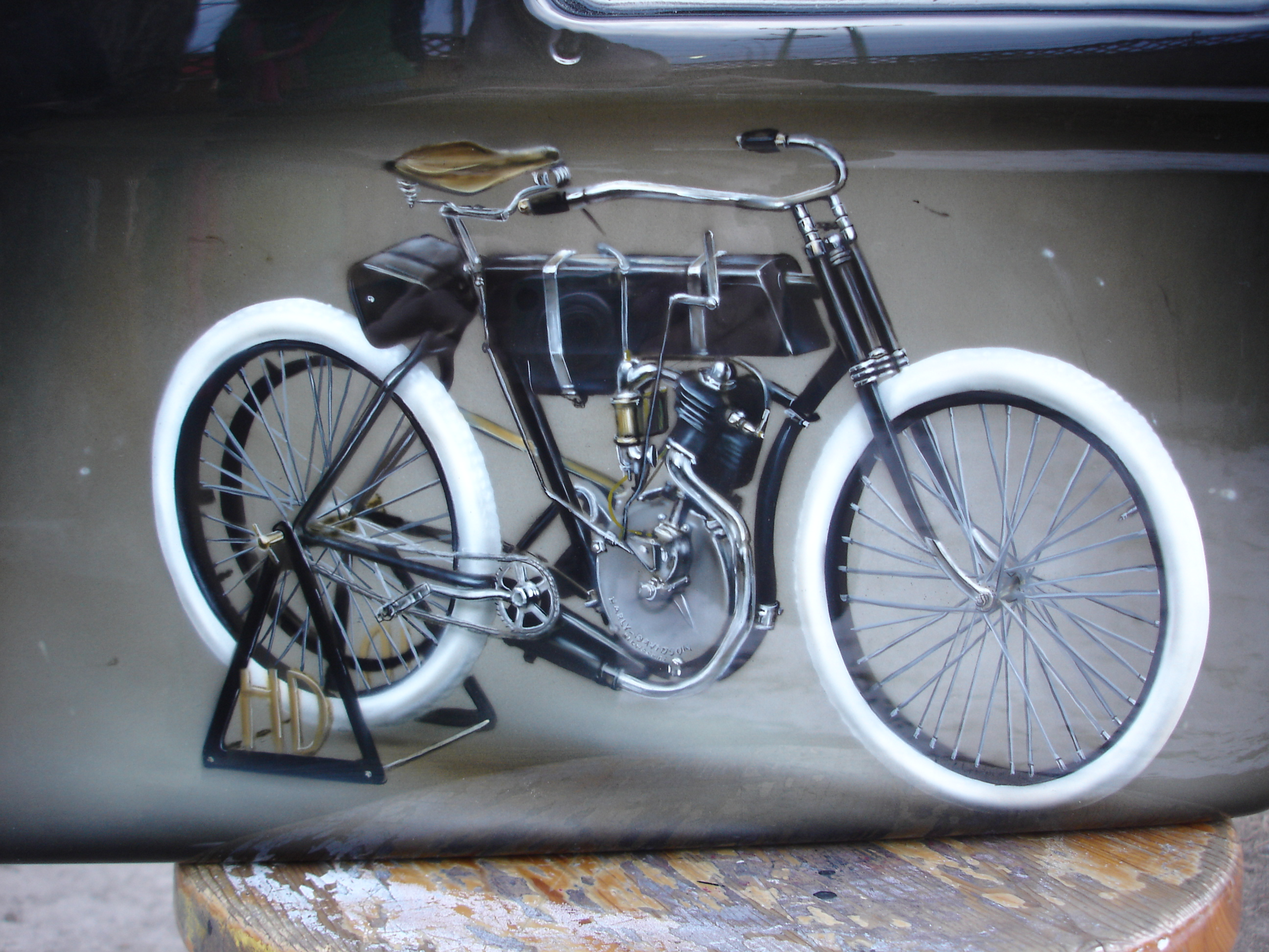 1903 SERIES ONE BIKE