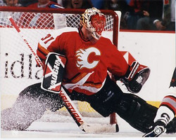 Rick Tabaracci Calgary Flames 3