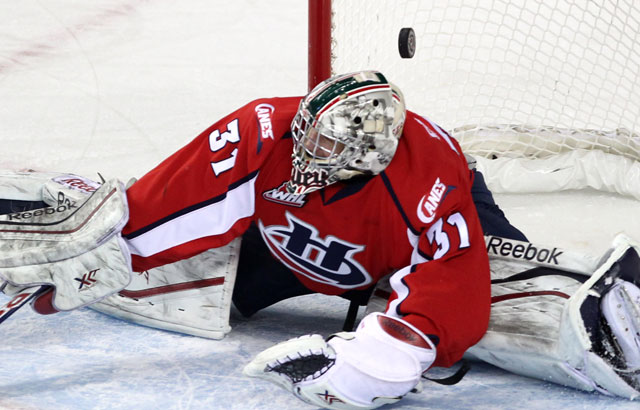 Stuey Lethbridge  Hurricanes
