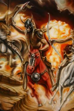 FOUR HORSEMEN 3