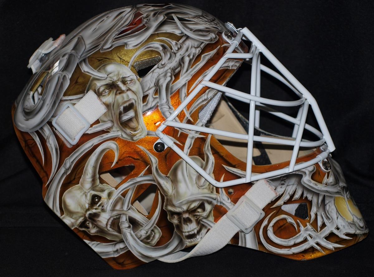 Curtis McElhinney   Anaheim Ducks (2)