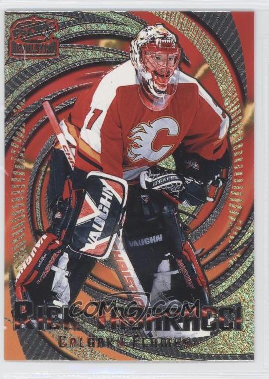 Rick Tabaracci Calgary Flames 4
