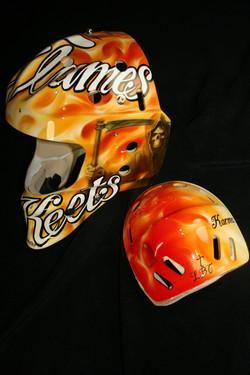Matt Keetley Calgary Flames 1