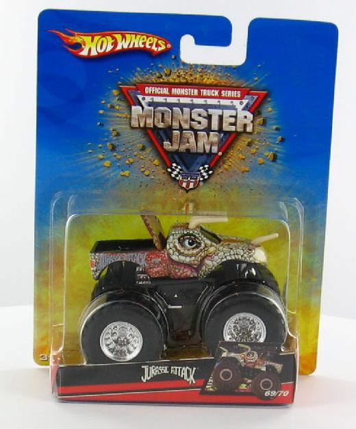 JURASIC ATTACK HOT WHEELS