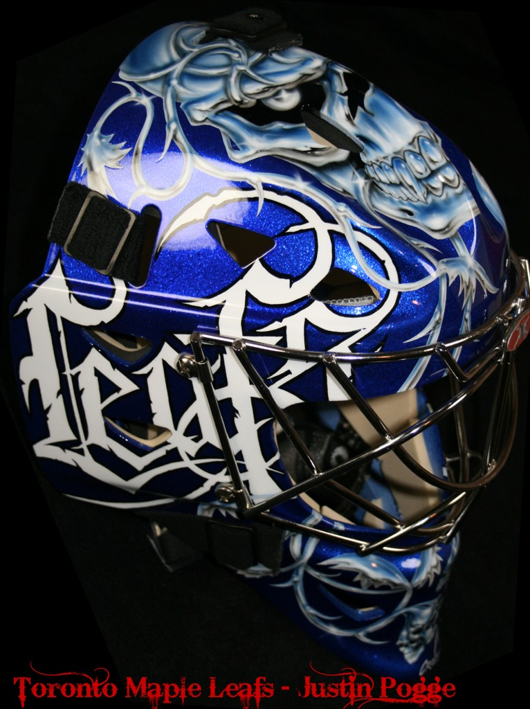 Justin Pogge Toronto Maple Leafs