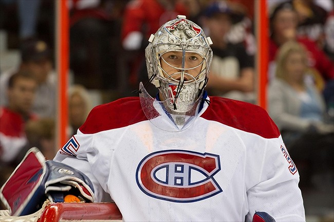 Nathan Lawson Montreal Canadiens 5 NOT PAID