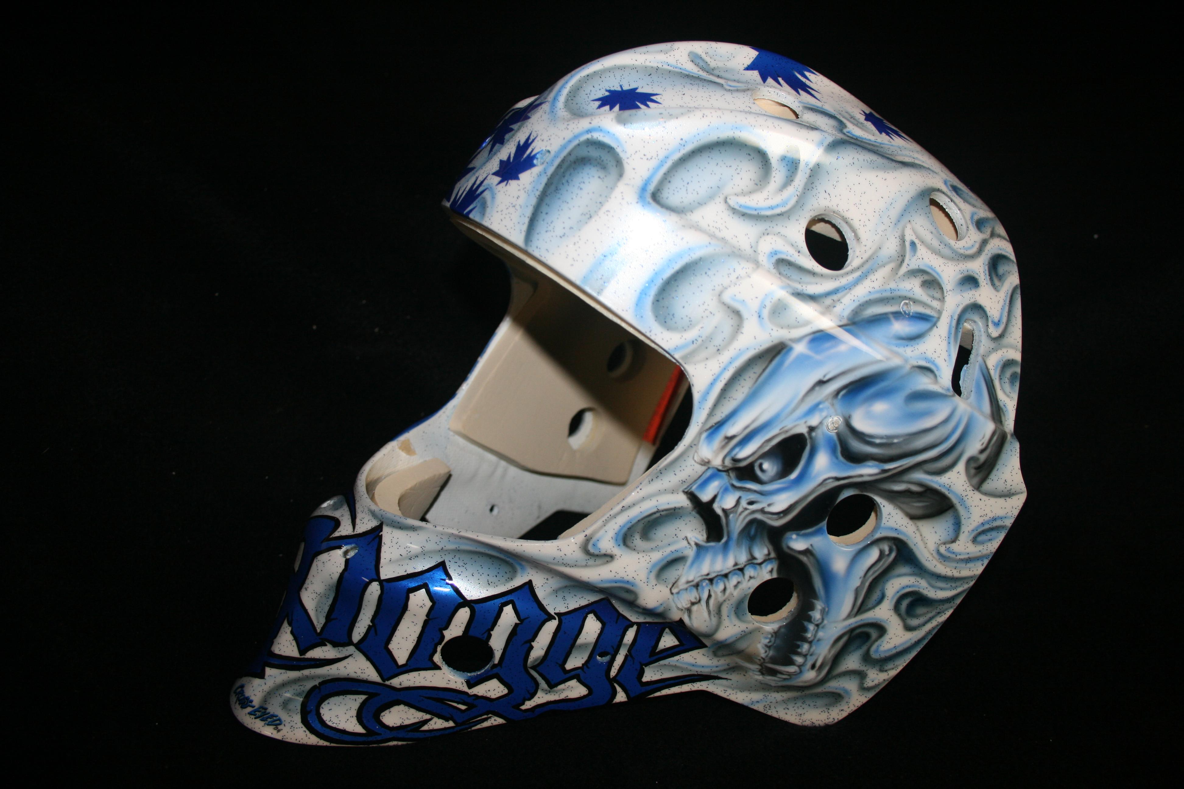 Justin Pogge Toronto Maple Leafs  0