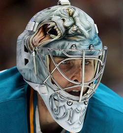 Thomas Greiss San Jose Sharks 5