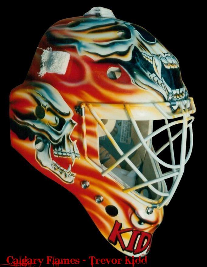 Trevor Kidd  Calgary Flames
