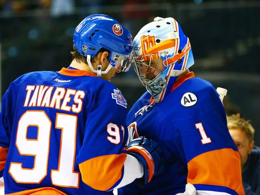 Thomas Greiss NY Islanders 01