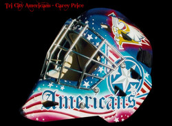 Carey Price  Tricity Americans