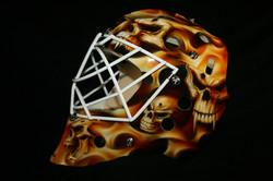 Curtis McElhinney Calgary Flames Version 1