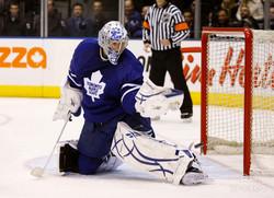 Justin Pogge Toronto Maple Leafs 5
