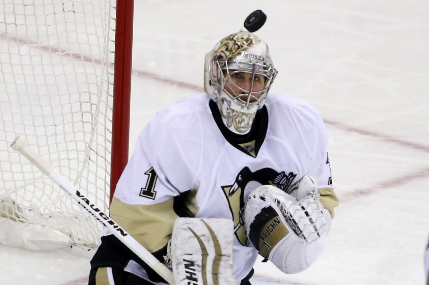 Thomas Greiss Pittsburgh Penguins 4