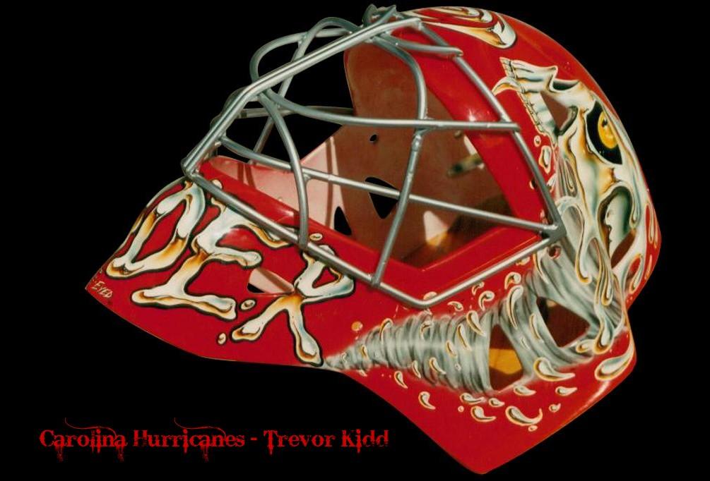 Trevor Kidd Carolina Hurricanes