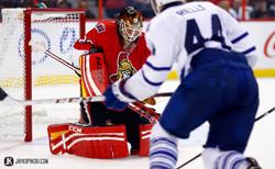 Nathan Lawson Ottawa Senators 02 NOT PAID