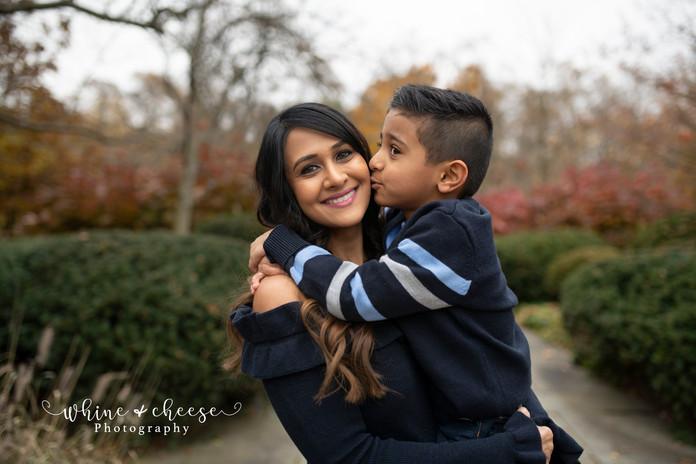 cantigny fall family photographer