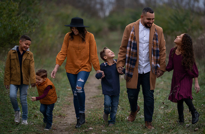 fall family mustard style