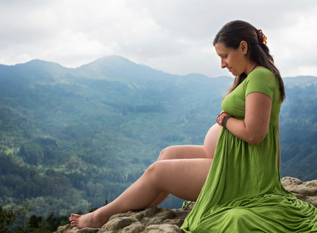 Maternity in the mountains