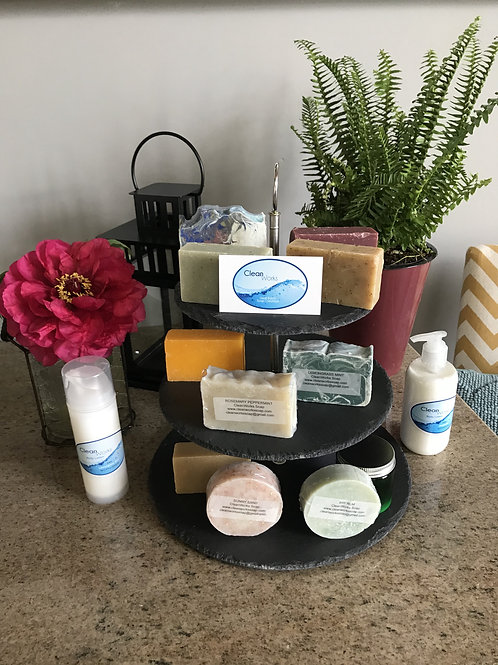 CleanWorks Locally Crafted Soaps & Lotions