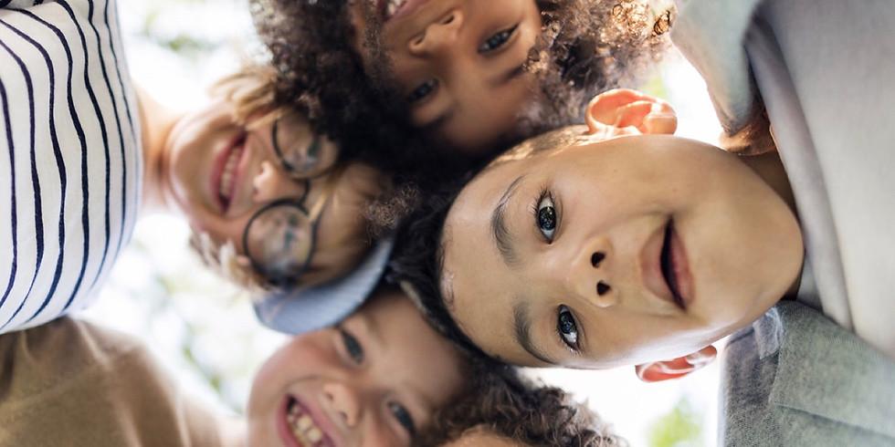Just Be Kids - Parent & Caregiver Open House