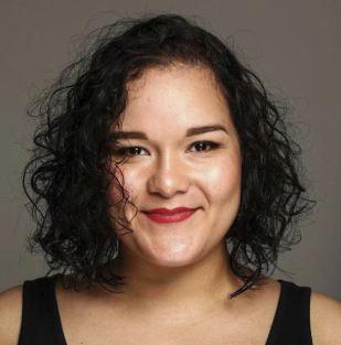 """Cristina Contreras as """"Maria"""""""