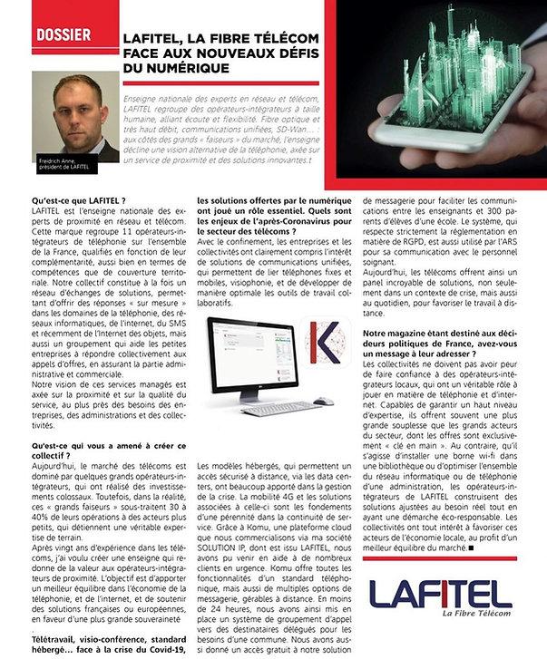 Lafitel Articles