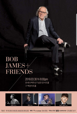 FourPlay Bob James 내한공연