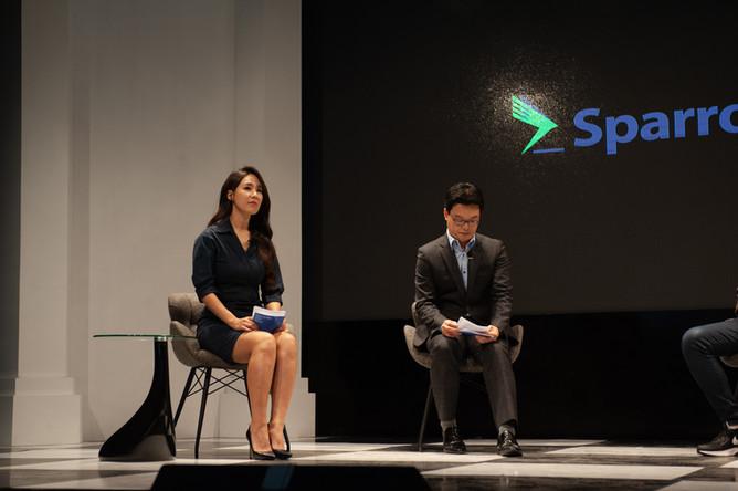SPARROW FASOO IT기업 홍보영상 제작